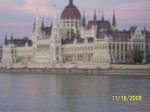 Parliment Bldg in Budapest, Hungary ('08)