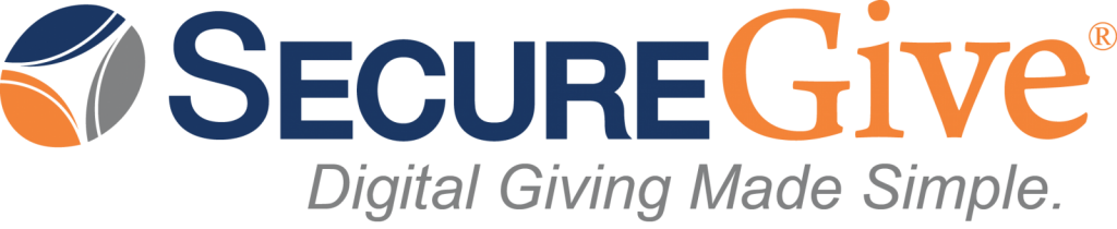Secure give logo